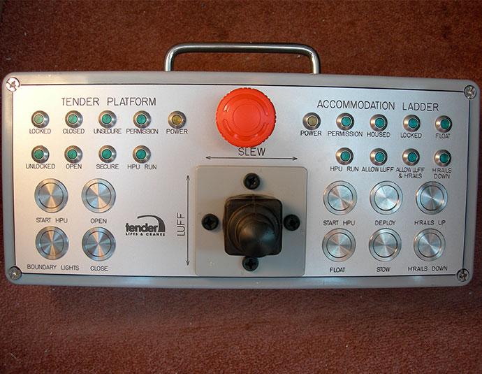 Hand-controls