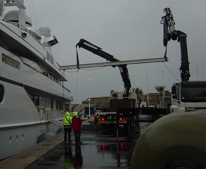 Emergency-repairs-Beam-Cranes-Overhauled