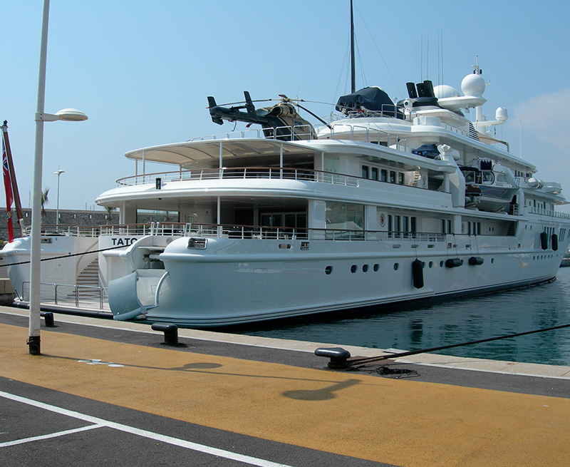 Major-engineering-refit-completed-93M-yacht
