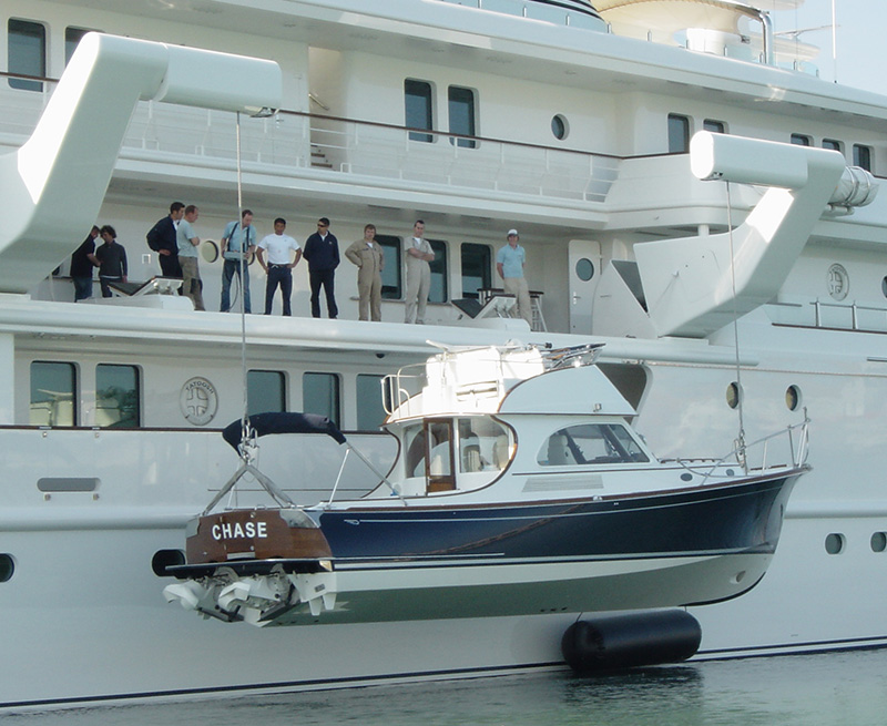 Redesign-and-repalce-complete-hydro-electric-control-system-on-4-x-Davits